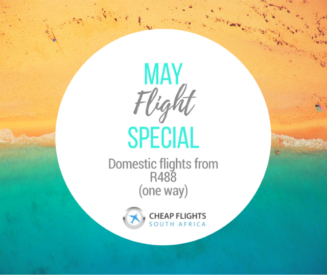 Cheap Flights in May- Book Now!