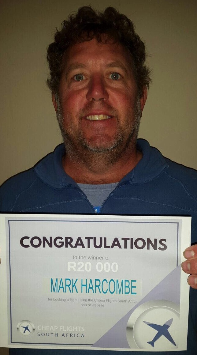 The R20 000 winner is….