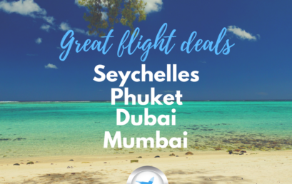 GREAT FLIGHT DEALS NOW ON