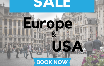 SEE AND EXPERIENCE EUROPE AND THE USA