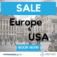 Experience Europe and the USA