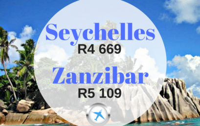 GETAWAY TO SEYCHELLES AND ZANZIBAR