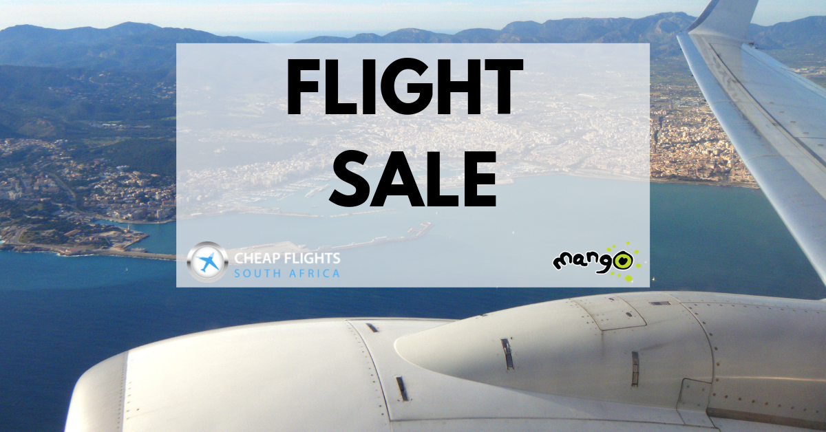 MANGO FLIGHT SALE