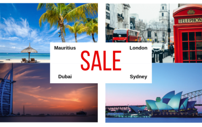 FAVOURITE DESTINATIONS SALE