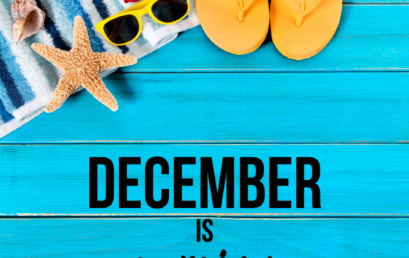 DECEMBER IS COMING!